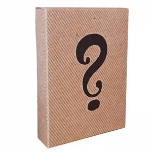 "Theory11 ""Mystery Box"" – jeu de 54 cartes toilées plastifiées – format poker – 2 index standards – theory 11"