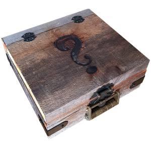 """Theory11 """"MYSTERY BOX"""" - 12 jeux de 55 cartes toilées plastifiées – format poker"""