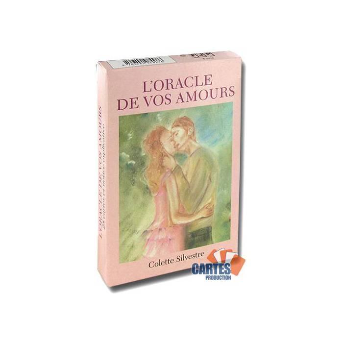 L'Oracle de vos Amours - Jeu de 28 cartes