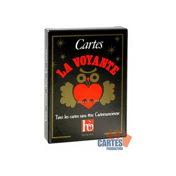 La Voyante – jeu de 32 cartes