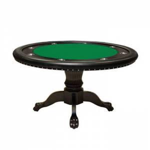 "Table de poker ""ALABAMA"" - 8 joueurs – tapis speed cloth - 140cm"