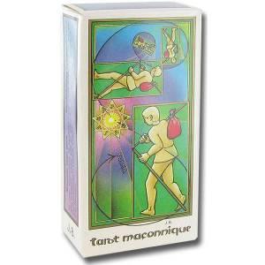 Tarot maçonnique – jeu de 78 cartes