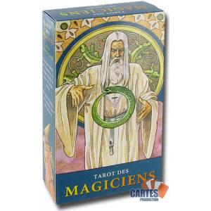 Tarot des Magiciens - Jeu de 78 cartes
