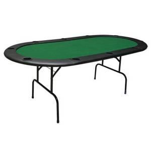 Table Pliante Par Poker Production Jetons Cartes Et Accessoires