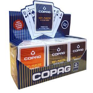 "Cartouche Copag ""REGULAR"" – 10 jeux + 2 OFFERTS"