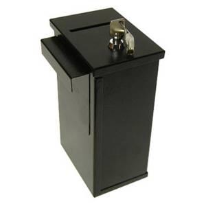 """""""TOKE BOX"""" - en métal - avec crochet et fermoir à clé"""