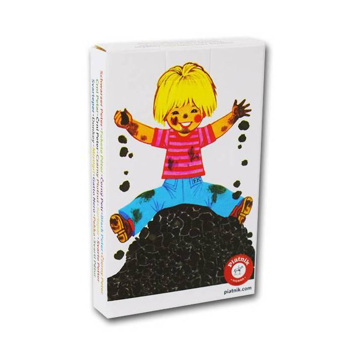 Mistigri Loisirs Efants - Jeu de 31 cartes cartonnées plastifiées - 100 x 65 mm