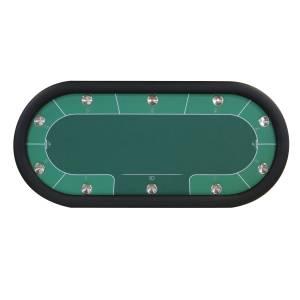 """Plateau de Poker """"JARQUE"""" - sans pieds pliants"""