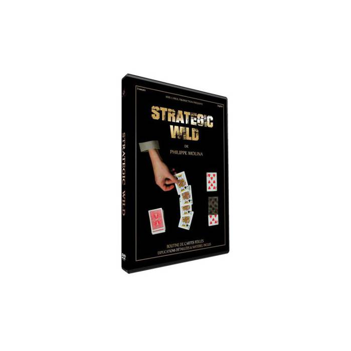 "Tour de Close Up "" Strategic Wild"" - Matériel fourni"