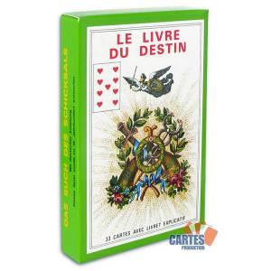 Le livre du Destin - Jeu de 33 cartes
