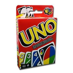 UNO – jeu de 108 cartes