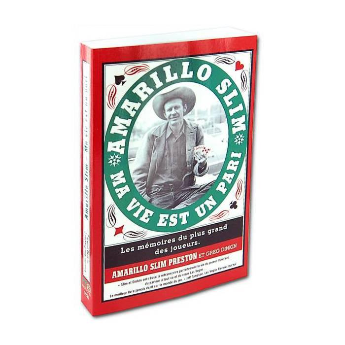 Amarillo Slim – Broché - Ma Editions