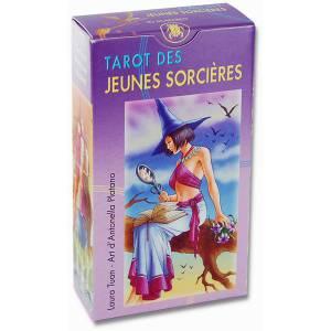 Tarot des Jeunes Sorcières - Jeu de 78 cartes