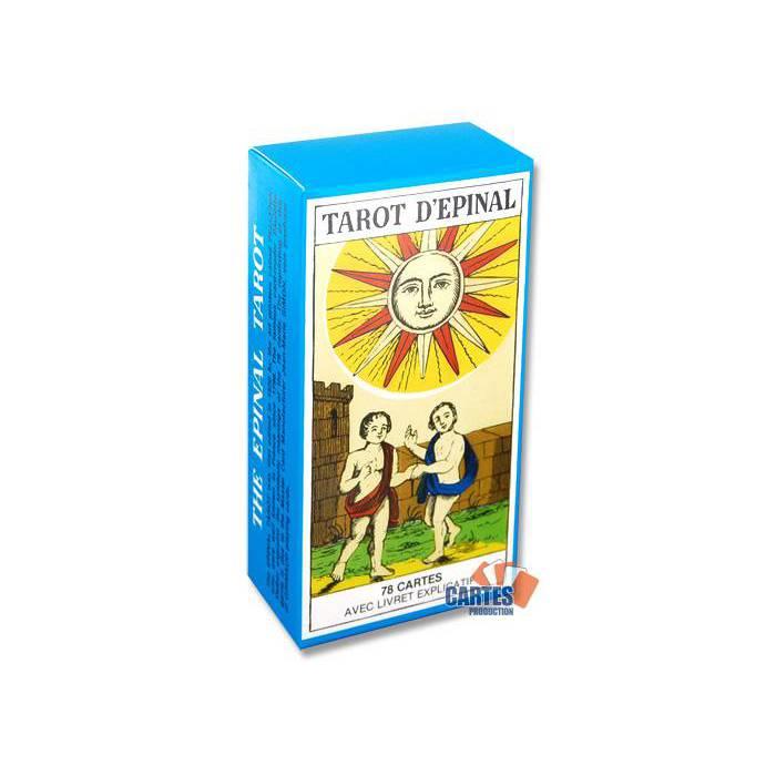 Tarot d'Epinal Grimaud - Jeu de 79 cartes