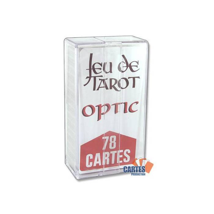Tarot Optic - Jeu de 78 cartes