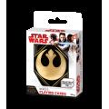 """Boite Métal Star Wars """"HEROES"""" - jeu de 55 cartes"""