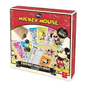 "Coffret Multi-jeux ""Mickey Mouse"""