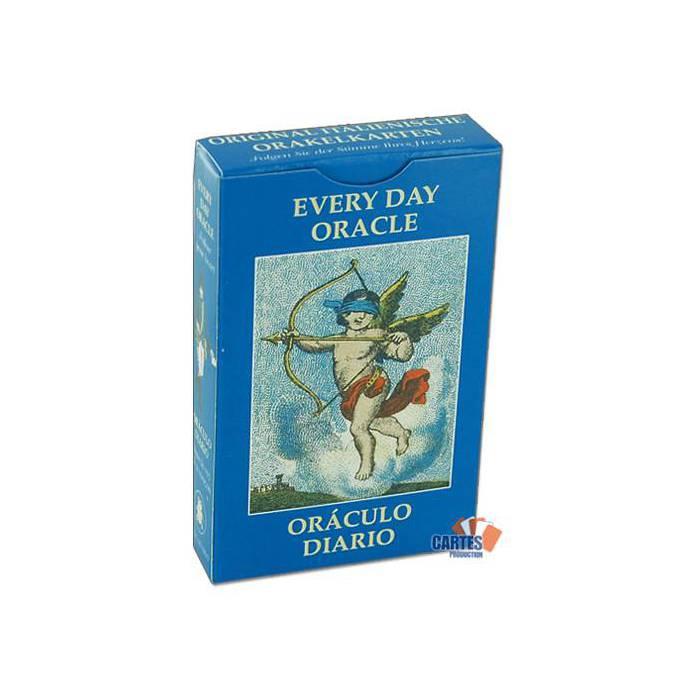 Oracle Quotidien - Jeu de 52 cartes