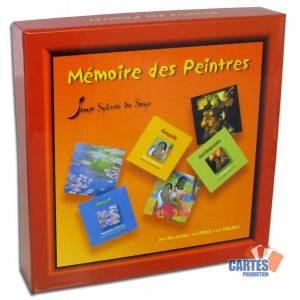 Mémoire des Peintres - Jeu de 64 cartes