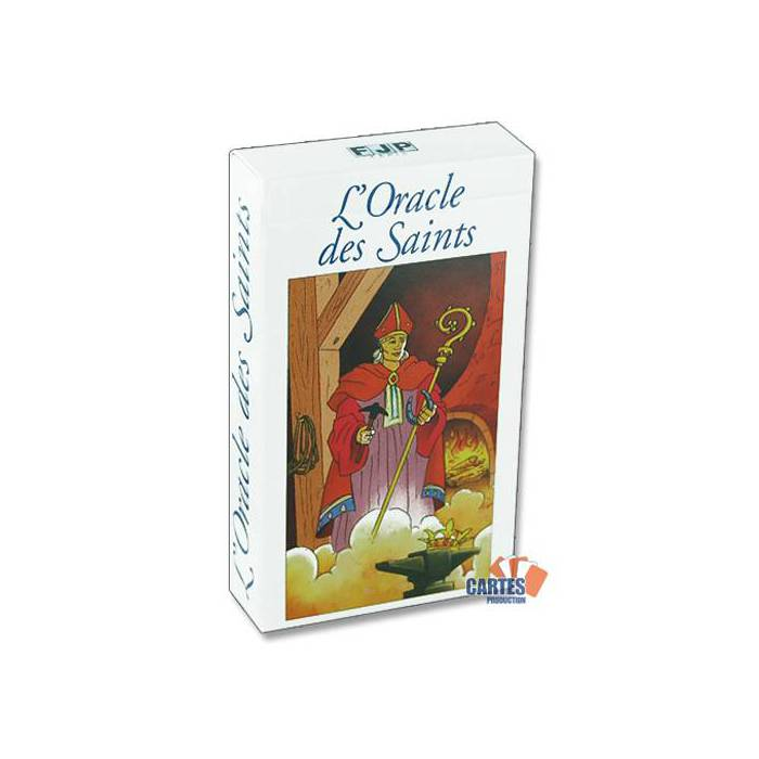 L'Oracle des Saints - Jeu de 53 cartes