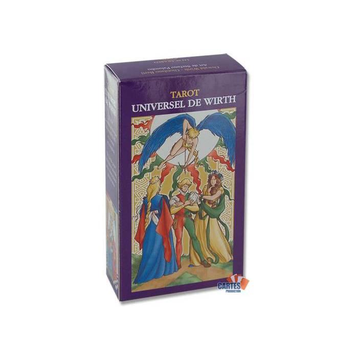 Tarot Universel de Wirth -Jeu de 78 cartes