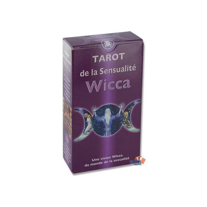 Tarot de la Sensualité Wicca - Jeu de 78 cartes