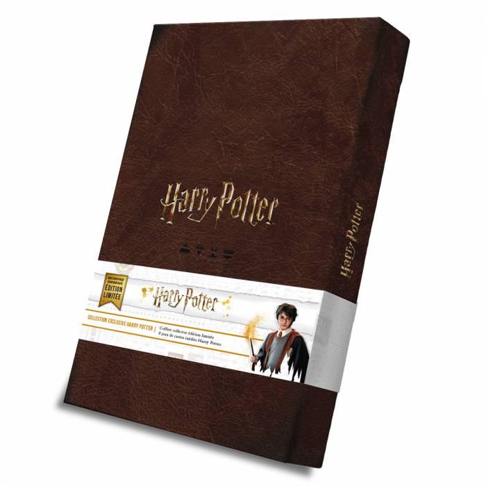 """""""HARRY POTTER MOVIE COLLECTOR BOX"""" - Edition limitée avec certificat d'authenticité !"""