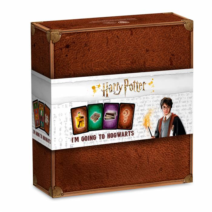 """""""HARRY POTTER - JE VAIS À POUDLARD"""" - jeu de mémoire - 110 cartes"""