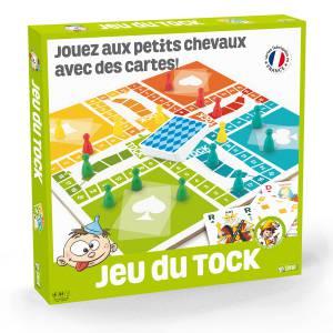 """JEU DU """"TOCK"""" junior -  en bois - 29 cm"""