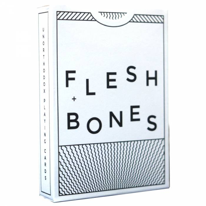 """FLESH AND BONES"""