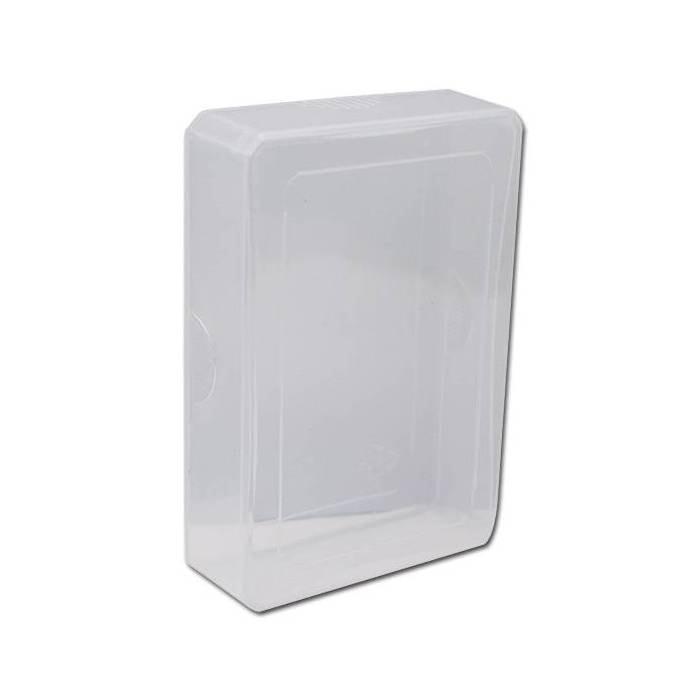 Boîte de rangement souple pour un jeu de cartes format Bridge