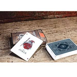 "Art of Play ""SEEKERS""- Jeu de 54 cartes - 2 index standards - format poker."