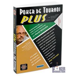 Poker de Tournoi Plus – par David Sklansky – 416 pages – Edition Fantaisium