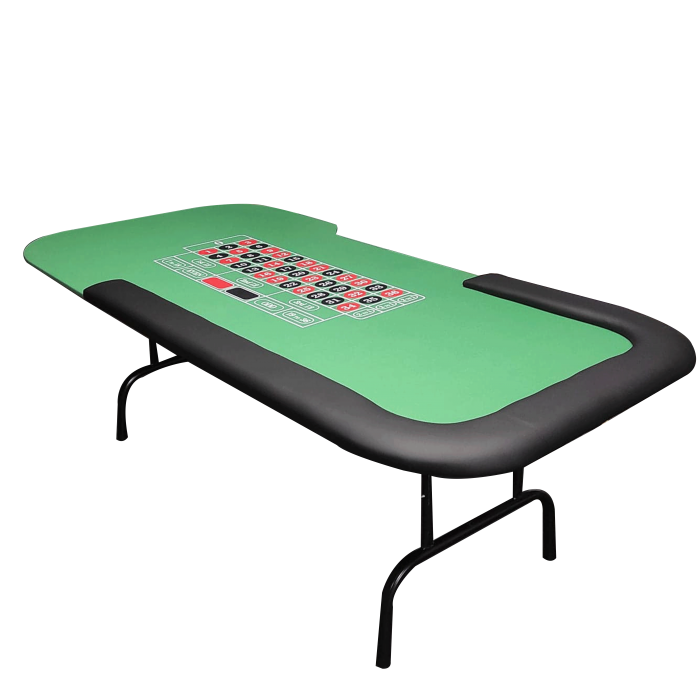 """Table de Roulette """"ÉCO"""" - avec pieds pliants"""