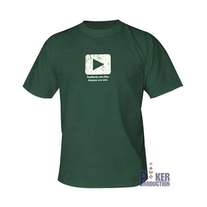 T-shirt WSOP Play