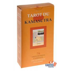 Tarot du Kamasutra - Jeu de 78 cartes