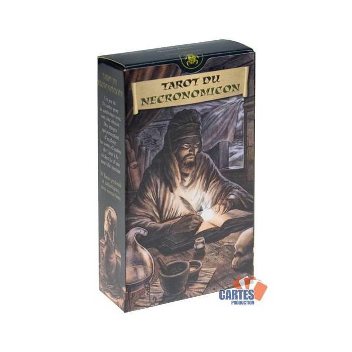 Tarot du Necronomicon - Jeu de 78 cartes