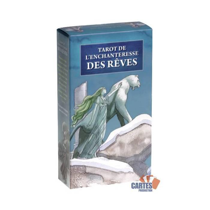 Tarot de l'Enchanteresse des Rêves - Jeu de 78 cartes