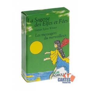 La Sagesse des Elfes et Fées - Jeu de 40 cartes