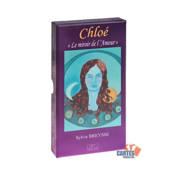 Chloé Le miroir de l'Amour - Jeu de 33 cartes