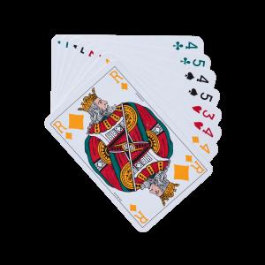 Cartes concorde 4 couleurs