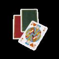 Jeu de cartes toilées