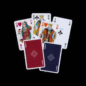 Lot de 200 jeux de cartes classiques
