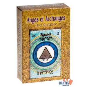 Tarot  Anges et Archanges - Jeu de 81 cartes