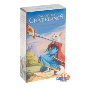 Tarot des Chats Blancs - Jeu de 78 cartes