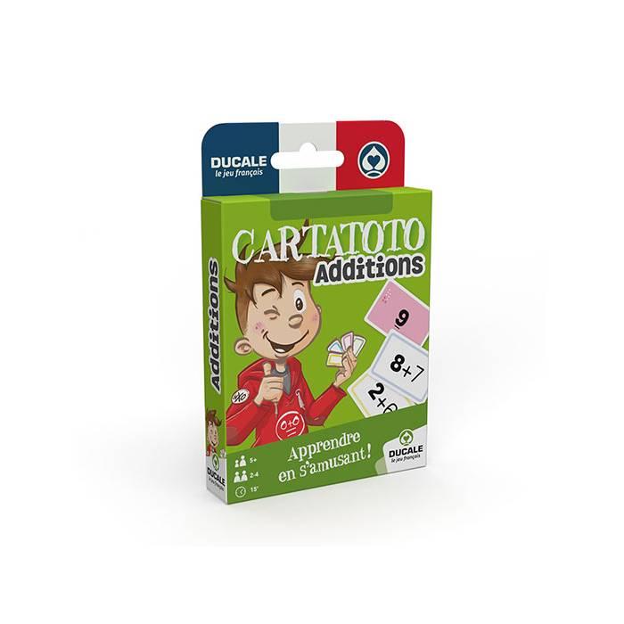 Cartatoto Additions – jeu de 110 cartes