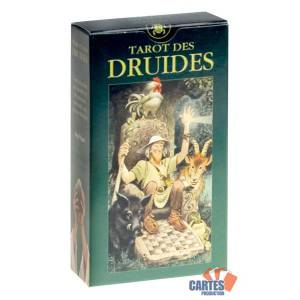 Tarot des Druides - Jeu de 78 cartes