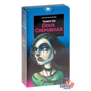 Tarot du Doux Crépuscule - Jeu de 78 cartes