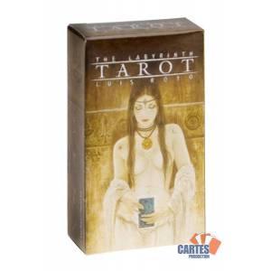 Tarot The Labyrinth - Jeu de 78 cartes