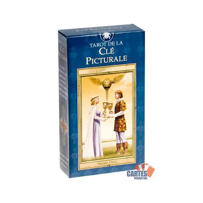 Tarot de la Clé Picturale - Jeu de 78 cartes